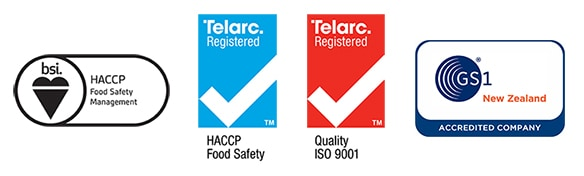 Hally Labels Certifications