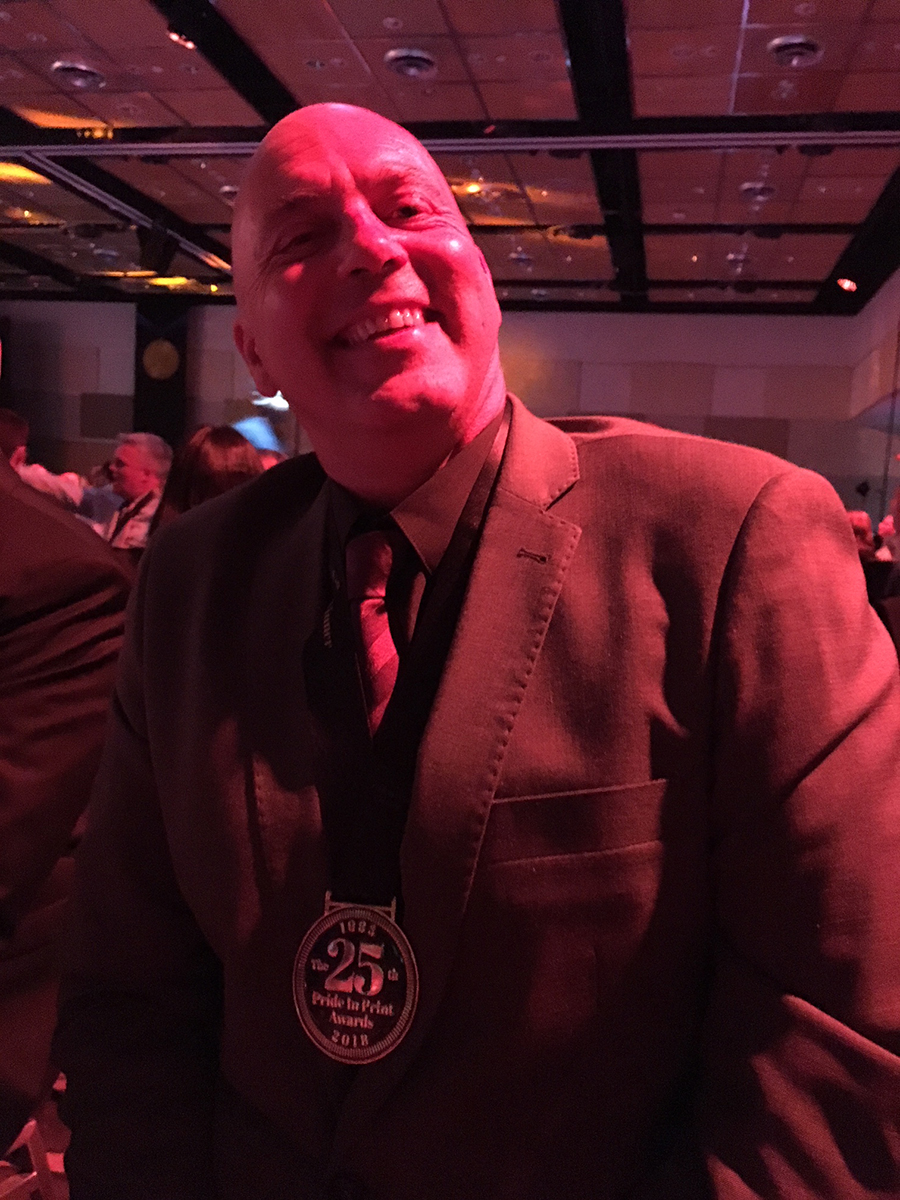 Hally Labels Gallery NZ Pride In Print Awards 2018 Gold Winner