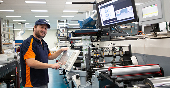 Hally Labels Printing Capabilities