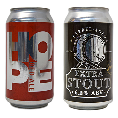 Craft Beer Can Labelling Australia New Zealand