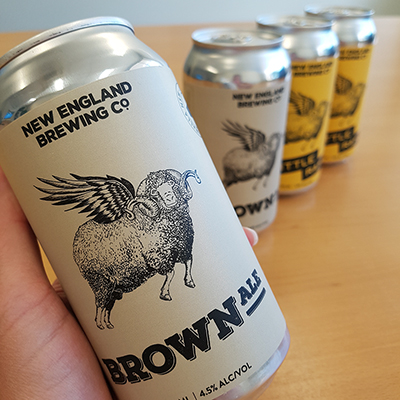 Custom Labels for Craft Beer Cans Australia New Zealand