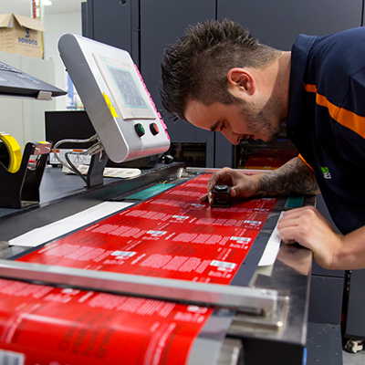 Digital Label Printing Australia and New Zealand